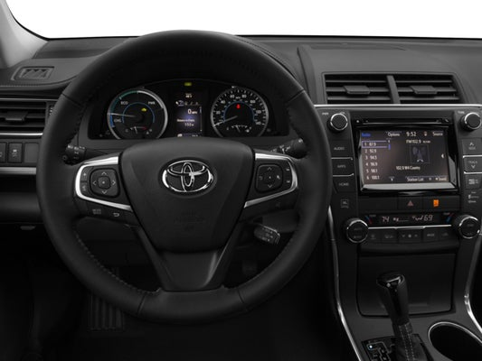 2017 Toyota Camry Hybrid Le In Frankfort Ky Neil Huffman Nissan