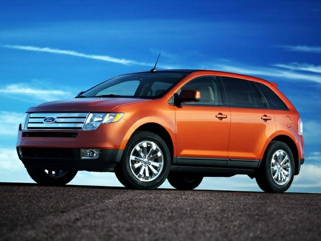 Ford Edge Sel Plus In Frankfort Ky Neil Huffman Nissan