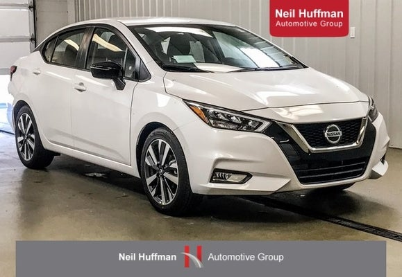 2020 Nissan Versa 1 6 Sr In Frankfort Ky Lexington Nissan Versa Neil Huffman Nissan