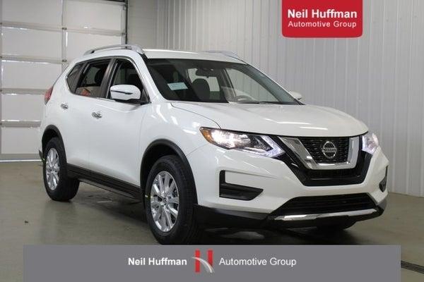 Neil Huffman Nissan >> 2019 Nissan Rogue S
