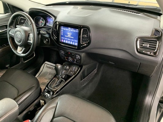 Neil Huffman Nissan >> 2020 Jeep Compass Limited in Frankfort, KY | Lexington Jeep Compass | Neil Huffman Nissan