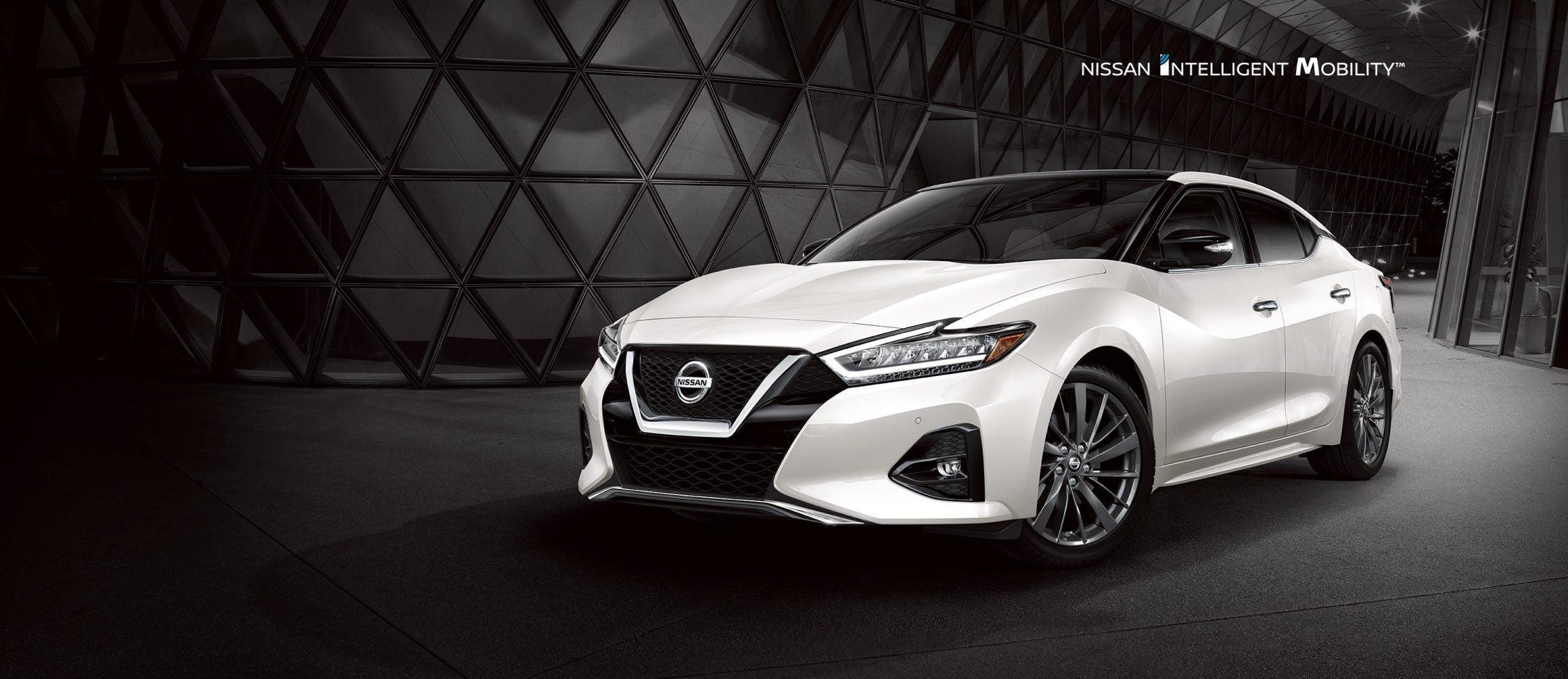 2020 Nissan Maxima - The 4-Door Sports Car® | Frankfort, KY